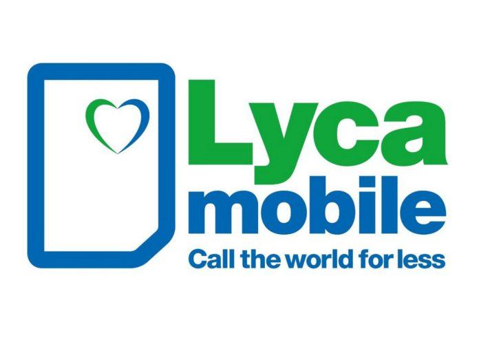 Новый тарифный пакет от Lycamobile
