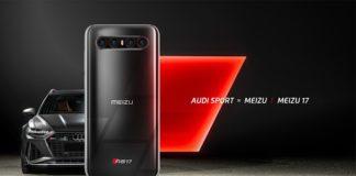 Meizu 17 Pro получит беспроводную зарядку mCharge