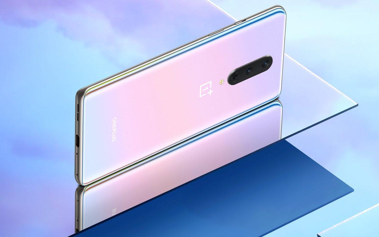 Основная камера OnePlus 8