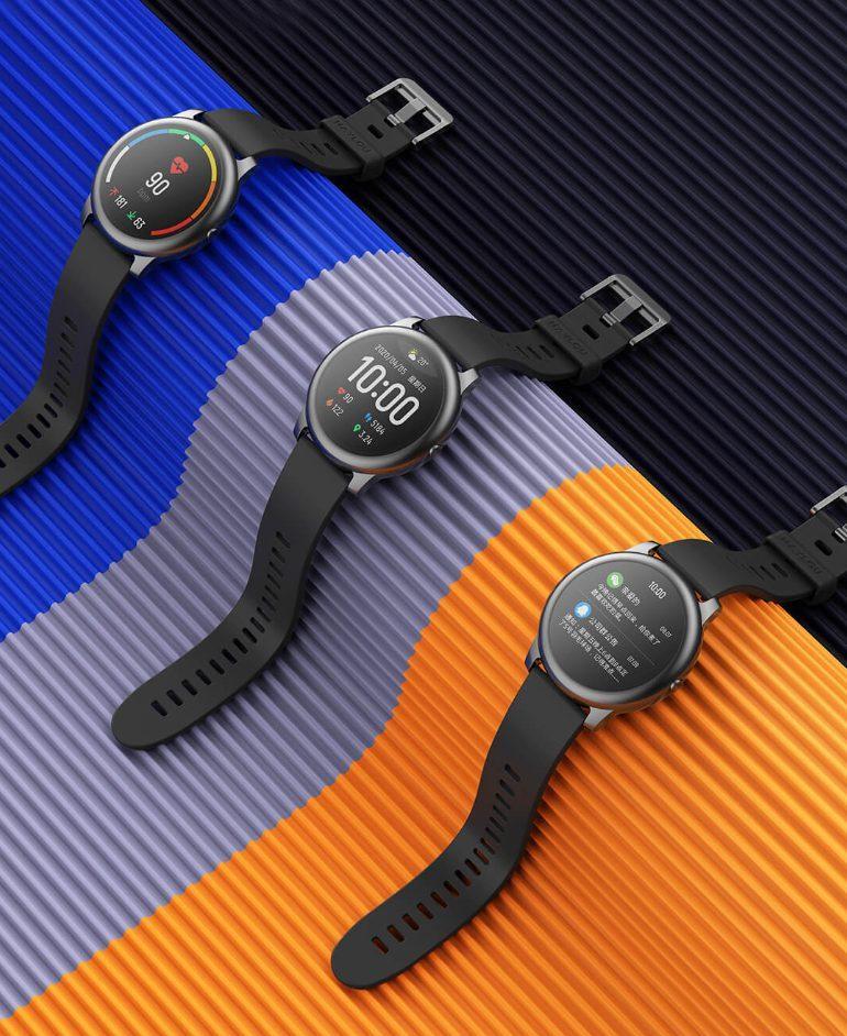 Xiaomi выпустила часы по цене Mi Band 4