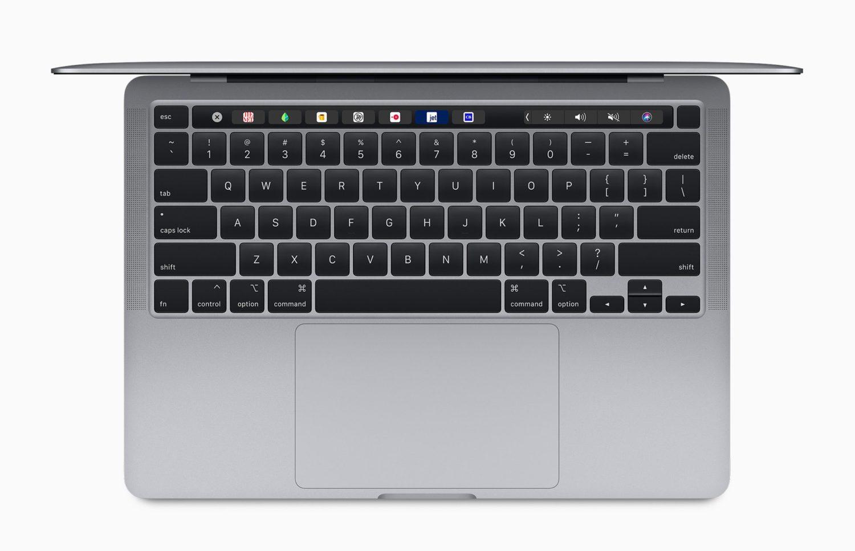 Apple выпустила мощную версию 13-дюймового MacBook Pro