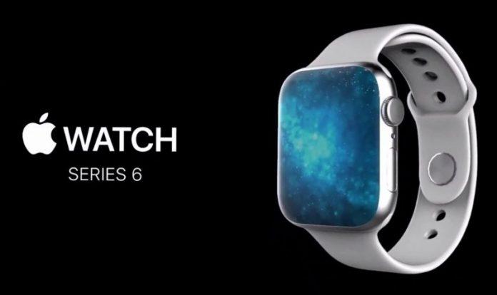 Apple Watch Series 6 предстали на первом реалистичном рендере