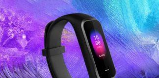 Xiaomi Mi Band 5 предстал на официальном рендере