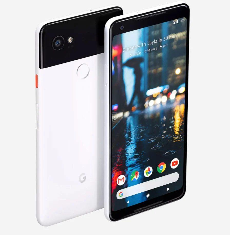 Google Pixel 2 XL 4/64 ГБ – лучший среднебюджетный камерофон