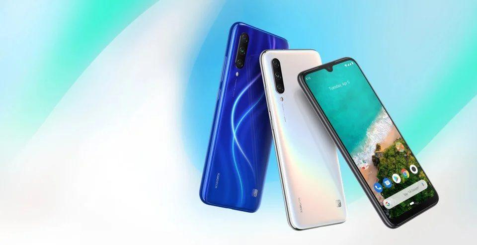 Хитовый бюджетник Xiaomi Mi A3 значительно подешевел