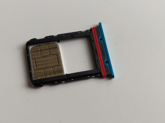 Лоток для сим-карт Xiaomi Mi Note 10
