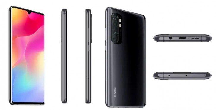 Mi Note 10 Lite официально анонсирован