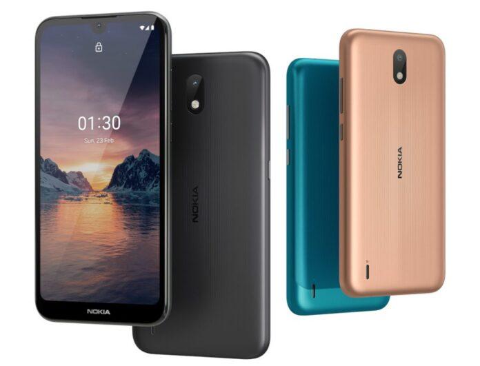 Nokia начала продажи своего самого доступного смартфона в Украине