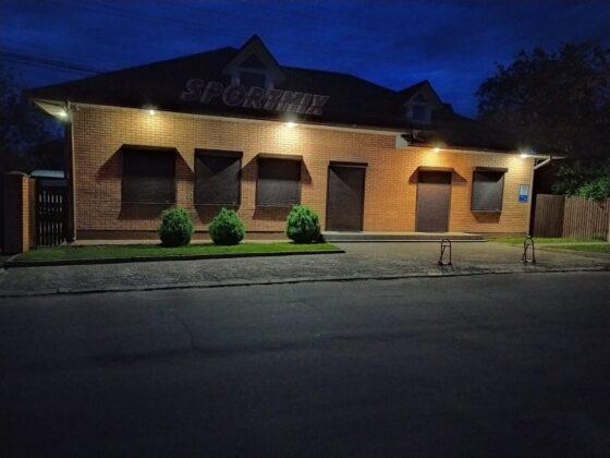Redmi Note 8 - снимок ночью