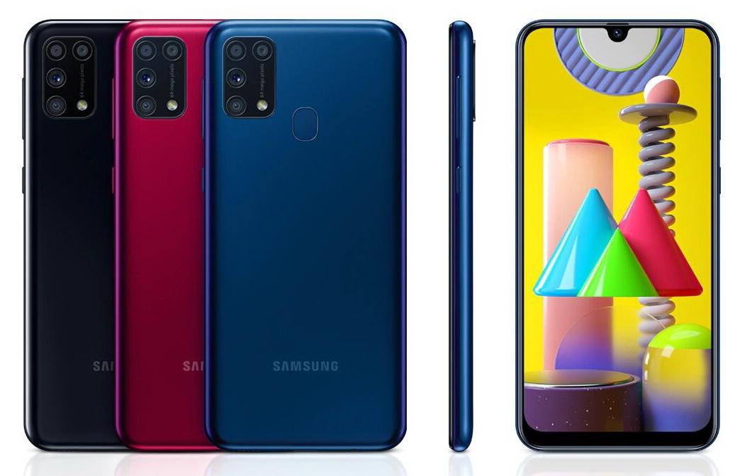 Samsung Galaxy M31 6/128 ГБ – «долгоиграющий» среднебюджетник