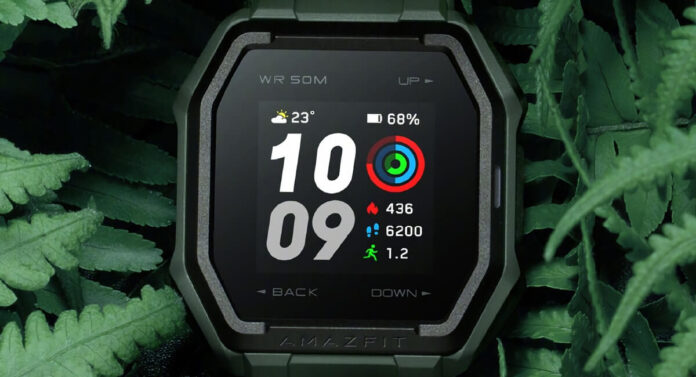 Стала известна цена и дата выхода неубиваемых часов AmazFit Ares