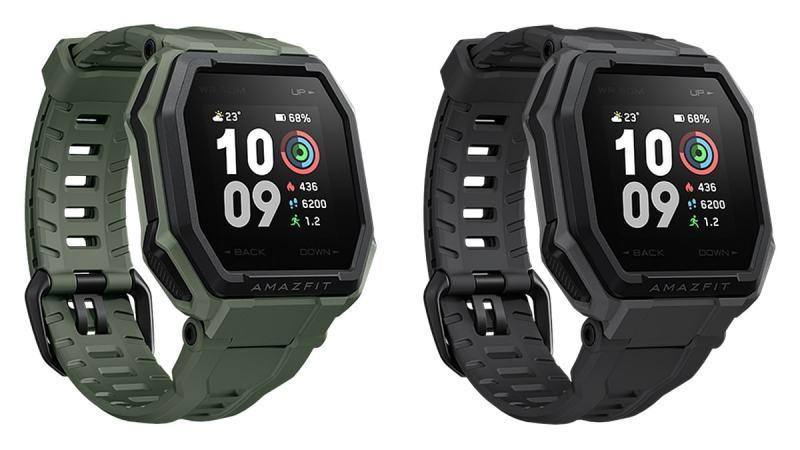 Стала известна цена и дата выхода неубиваемых часов AmazFit Ares - colors