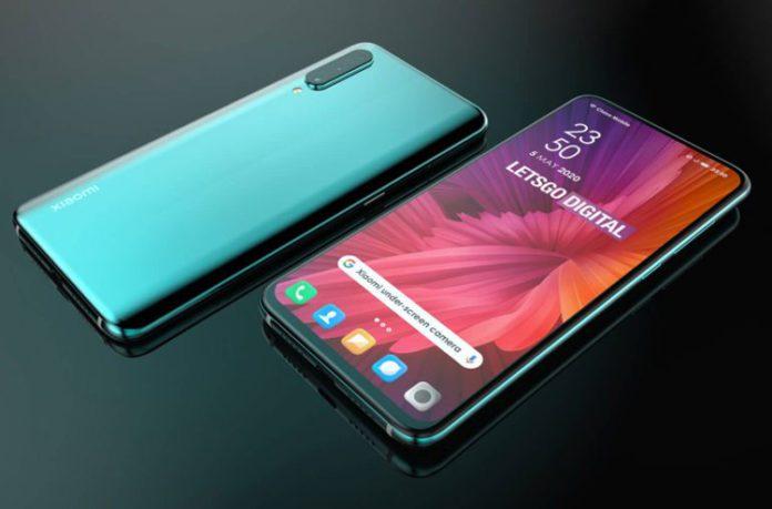 Новый флагман Xiaomi получит подэкранную камеру