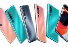 Флагманский смартфон Xiaomi Mi 10