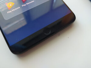 Сканер отпечатков пальцев Meizu 15 Plus