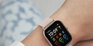 Представлена совместная разработка TIMEX и HuaMI – смарт-часы Metropolitan
