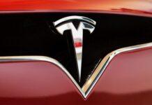 Электромобиль Tesla перестал тормозить и взорвался