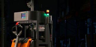 В распределительных терминалах Новой Почты людей заменили роботами