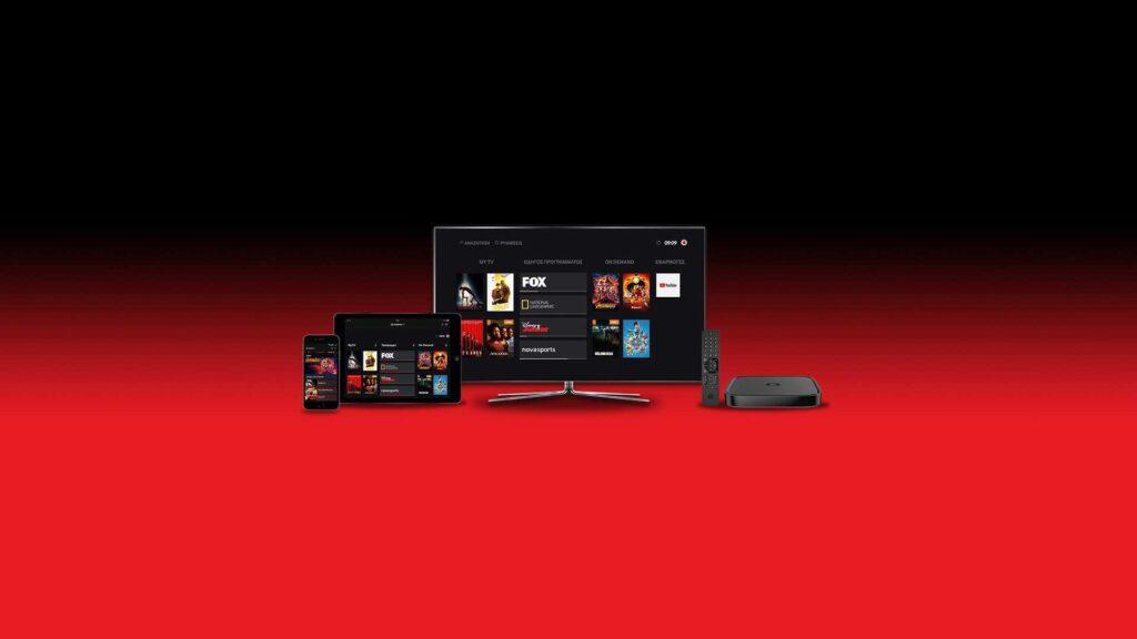 Vodafone презентовал пакет услуг для киноманов