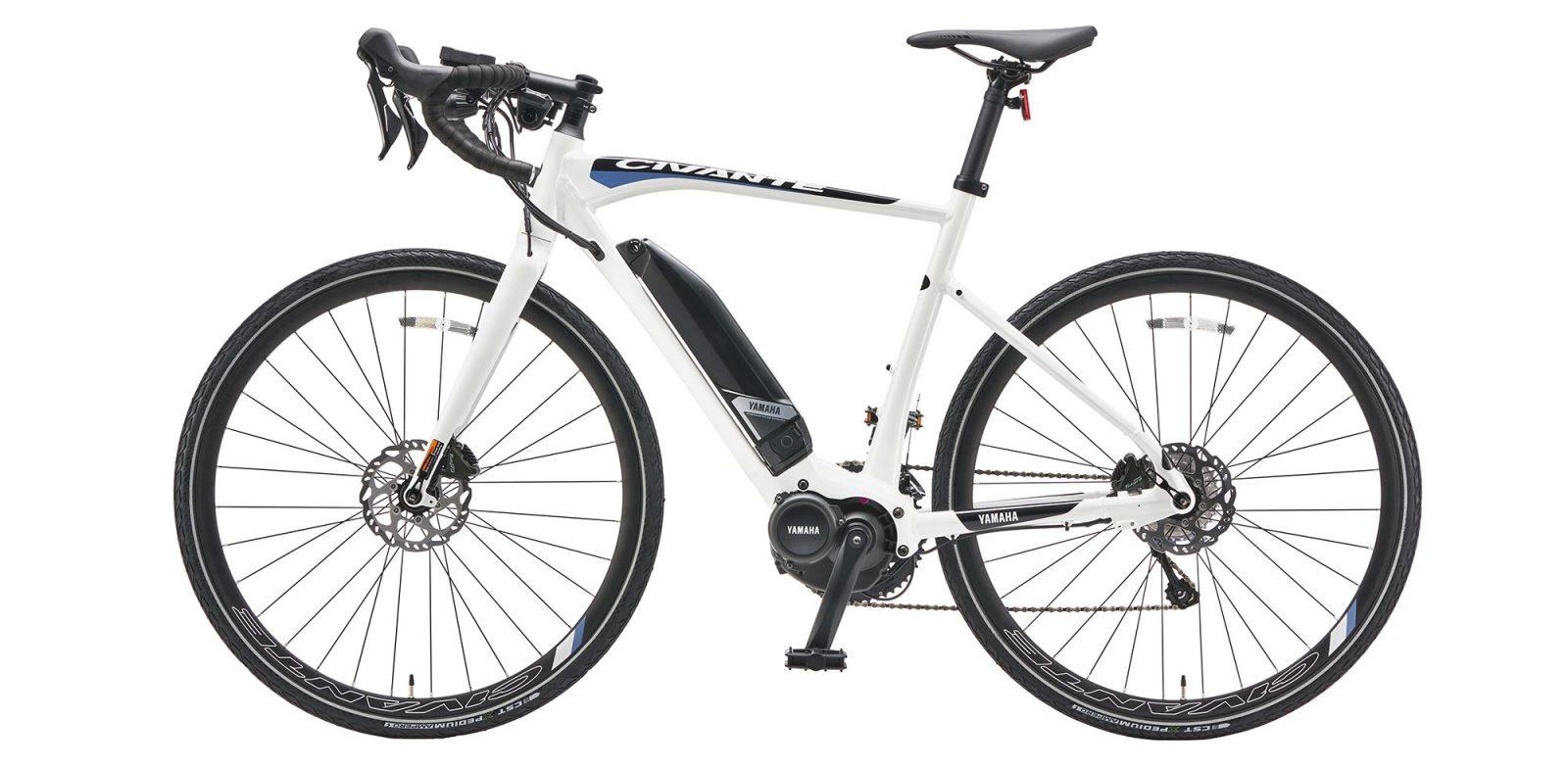 Yamaha презентовала электрический велосипед Civante