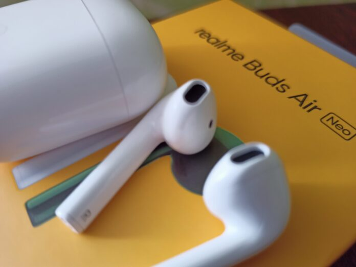 Обзор Realme Buds Air Neo