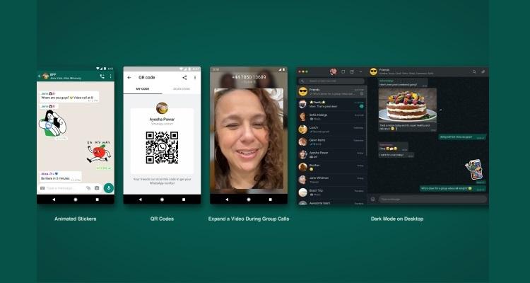 В WhatsApp теперь можно добавить контакт, отсканировав QR-код