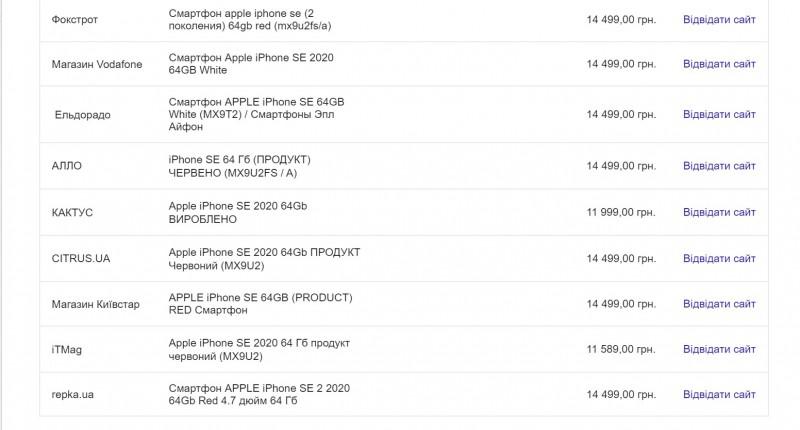Бюджетный iPhone SE 2 серьезно подешевел