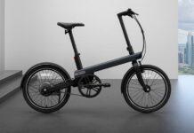 Партнёр Xiaomi выпустил э-велосипед Qicycle с запасом хода до 40 км
