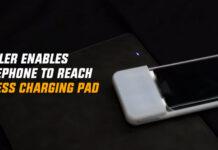 CaseCrawler - роботизированный чехол, который сам отнесет смартфон на зарядку