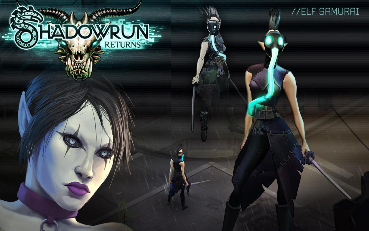 Epic Games Store предлагает до 3 сентября бесплатно скачать серию игр Shadowrun Collection