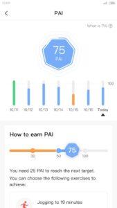 Фирменное приложение Zepp для носимых устройств Amazfit