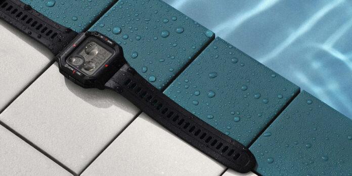 Huami осовременила классику, смарт-часы Amazfit Neo – реплика Casio 1990