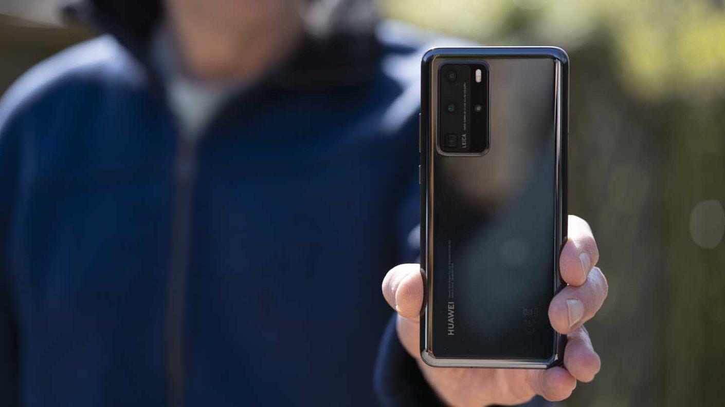 Huawei P40 Pro - смартфон с лучшей камерой в первом полугодии 2020 года