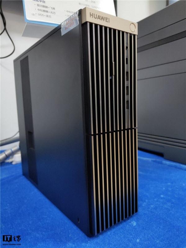 Настольные ПК Huawei Pangu получат самые быстрые в мире 24-ядерные процессоры Kunpeng