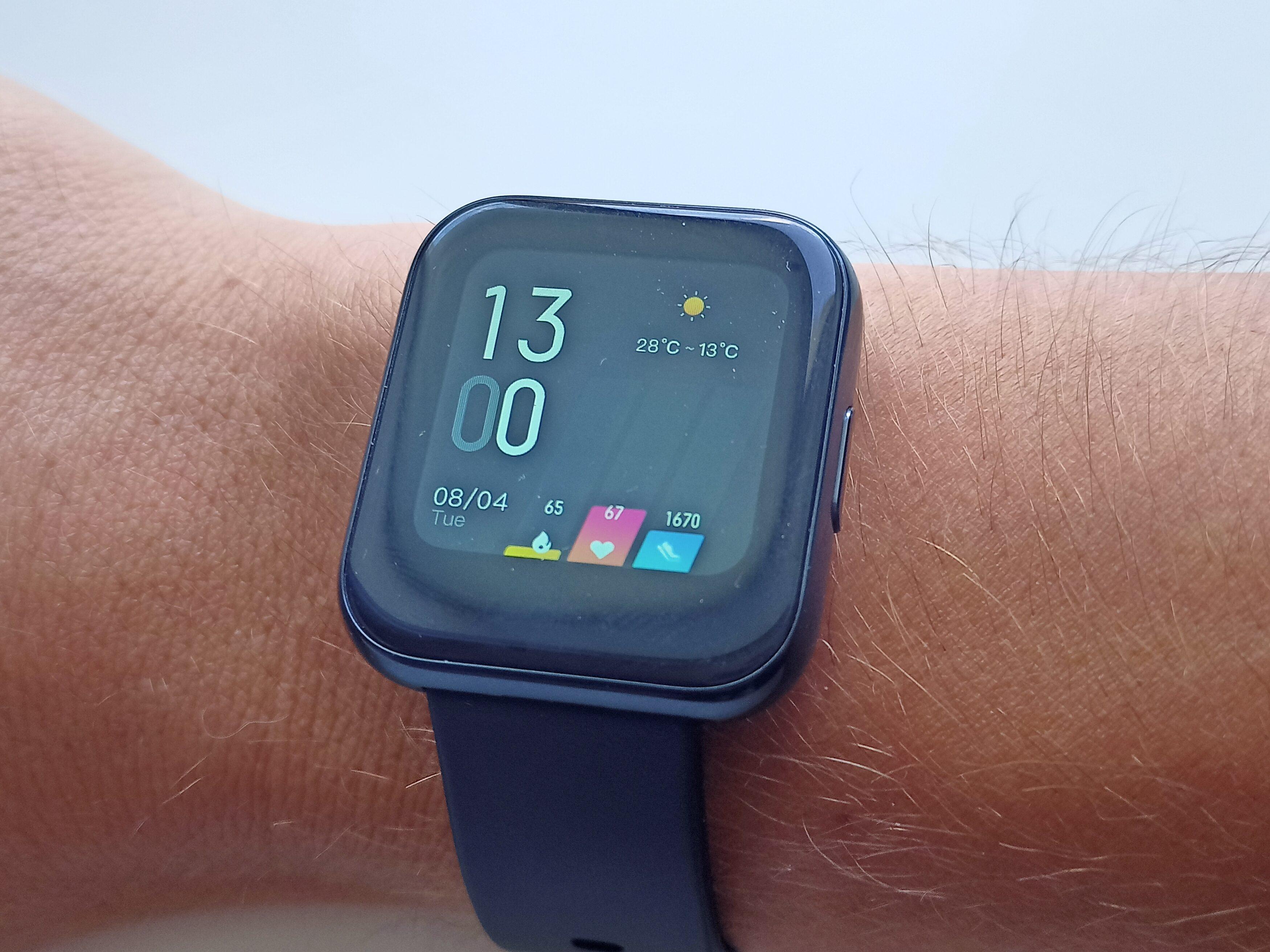 Дисплей Realme Watch