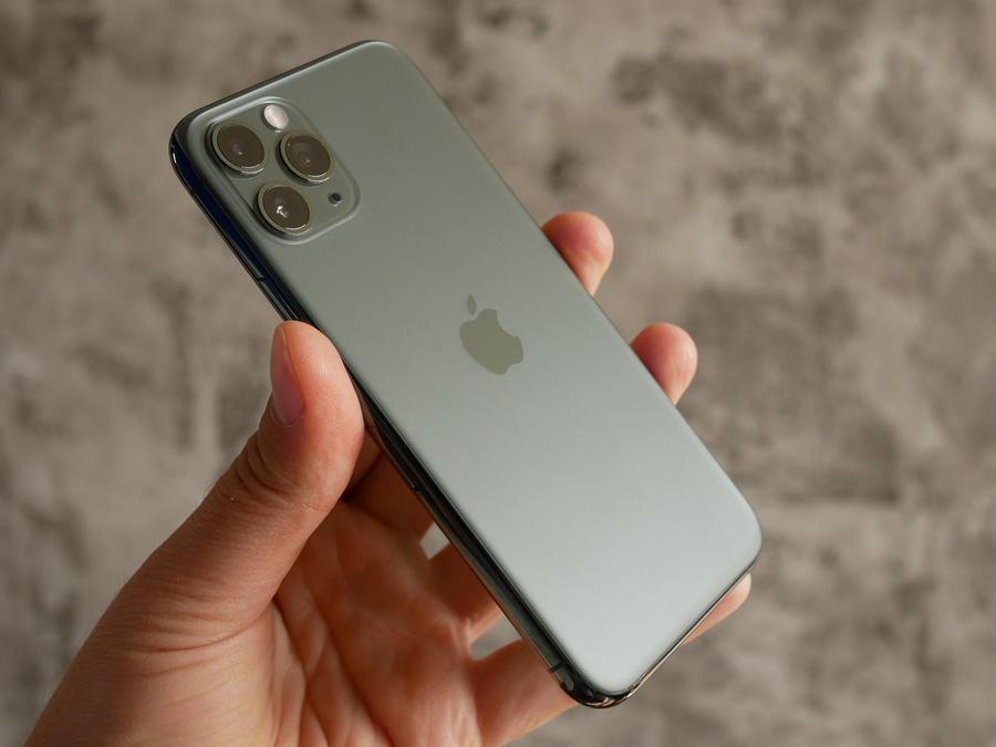 iPhone 11 Pro - самый лучший компактный смартфон в 2020 году