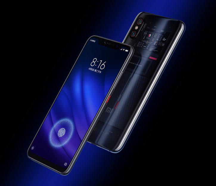 На Xiaomi Mi 8 UD поступила прошивка MIUI 12