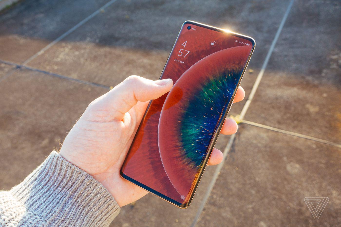 Oppo Find X2 Pro - самый продвинутый смартфон в первом полугодии 2020 года