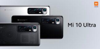 Суперфлагман Xiaomi Mi 10 Ultra представлен официально