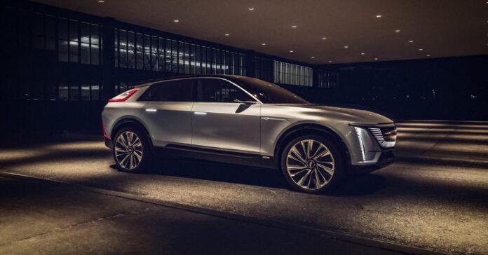 Первый электрокроссовер Cadillac будет дешевле аналогов от Tesla, Audi и Jaguar