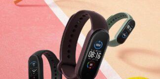 Специалисты Xiaomi улучшили функциональные возможности фитнес-браслета Mi Band 5