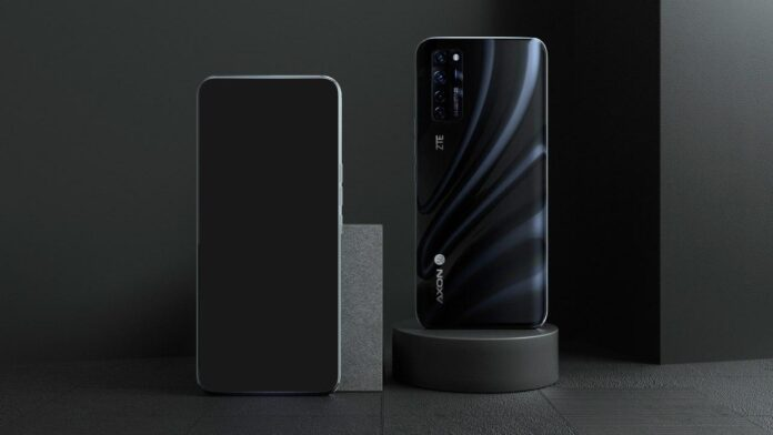 ZTE показал первые снимки, выполненные подэкранной камерой перспективного смартфона Axon 20 5G