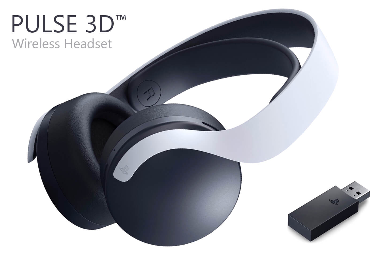 Стал известна цена на беспроводную гарнитуру Pulse 3D для PlayStation 5