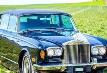 Старый седан Rolls-Royce оснастили электрическим двигателем Tesla