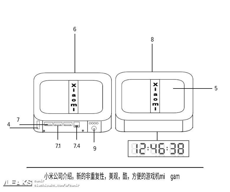 Второе поколение Mi TV Box оснастят цифровым дисплеем