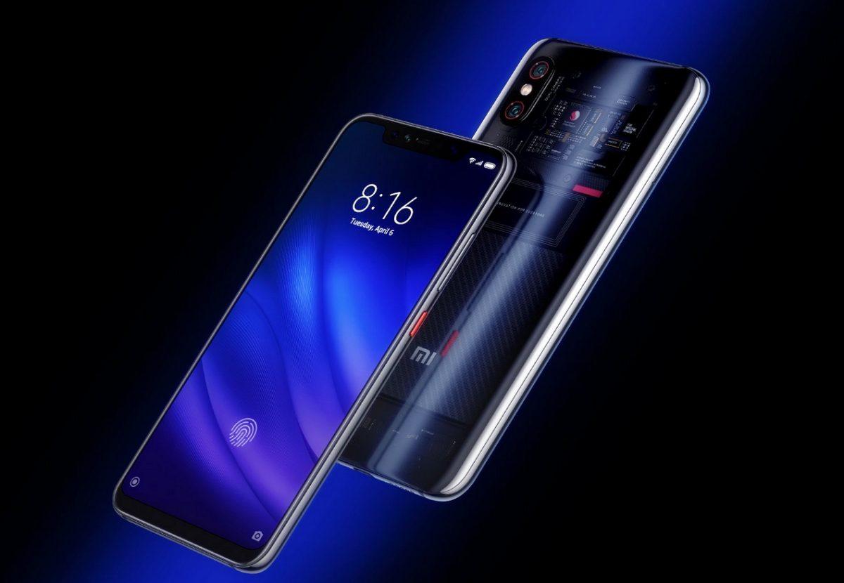 Xiaomi Mi 8 Pro получил MIUI 12