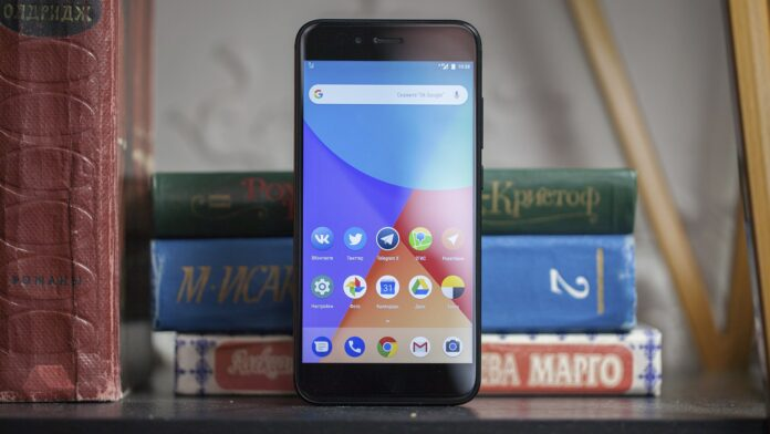 Xiaomi Mi A1 обновляется в последний раз