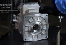 Yamaha буде производить компактный двигатель для электрокаров
