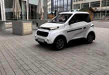 Новый российский электромобиль находится на стадии разработки