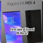 China Mobile заявляет о получении доступа к изображениям Xiaomi Mi Mix 4